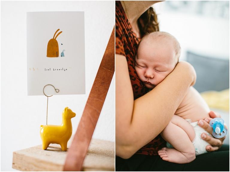 ongeposeerd baby fotografie
