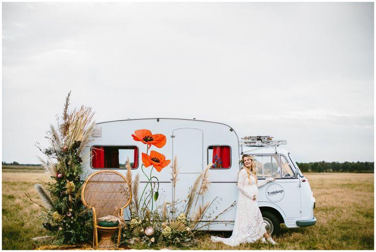 Buiten trouwen Drenthe